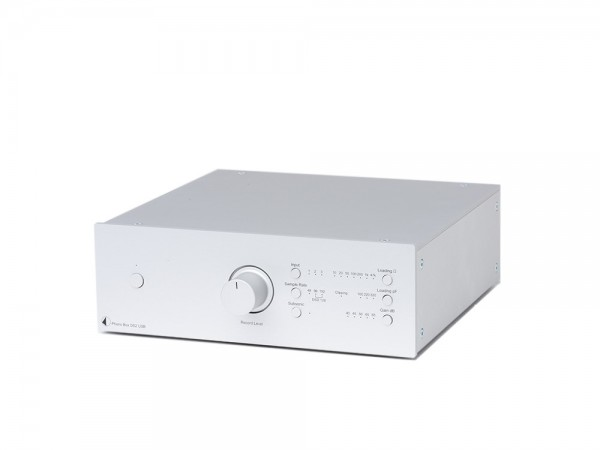 Pro-Ject Phono Box DS2 USB Silber