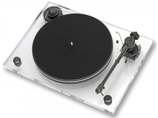 Pro-Ject 2Xperience AC Basic+ Acryl 2M Silver