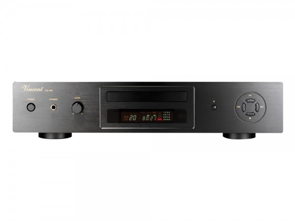 Vincent CD-400 Schwarz (discontinued)