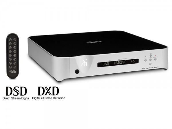 Wadia di322 digital audio decoder