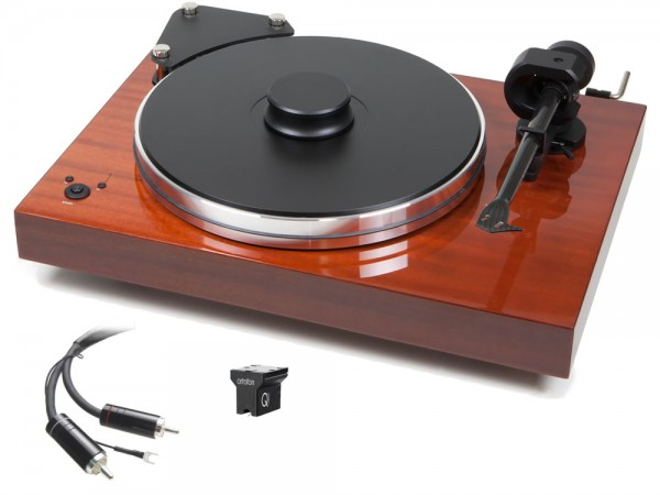 Pro-Ject Xtension 9 Evolution Superpack Mahagony