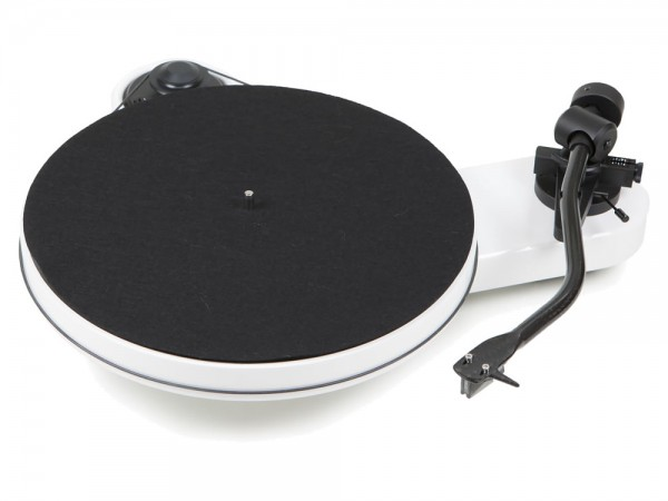 Pro-Ject RPM 3 Carbon 2M Silver Weiss