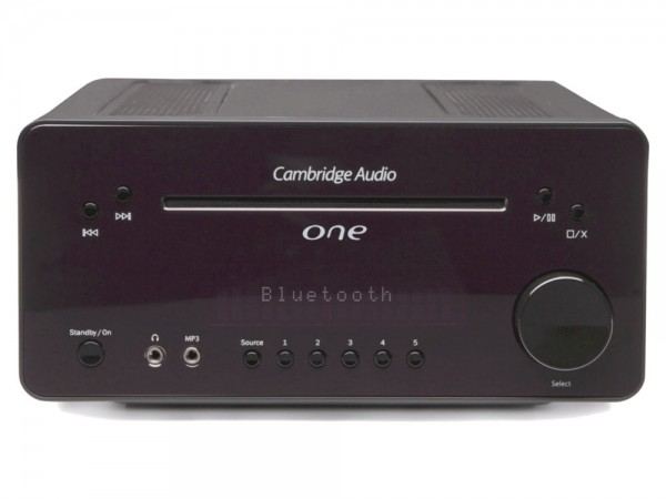 Cambridge Audio One II Schwarz