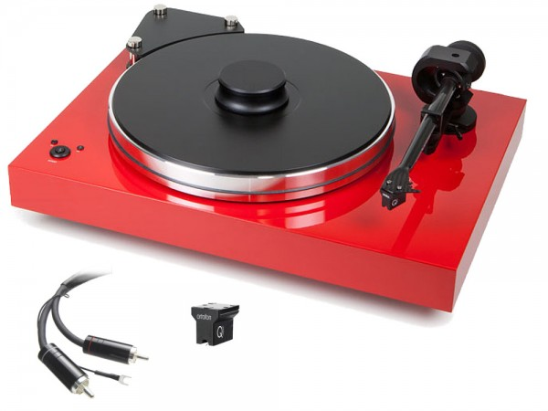 Pro-Ject Xtension 9 Evolution Superpack Rot