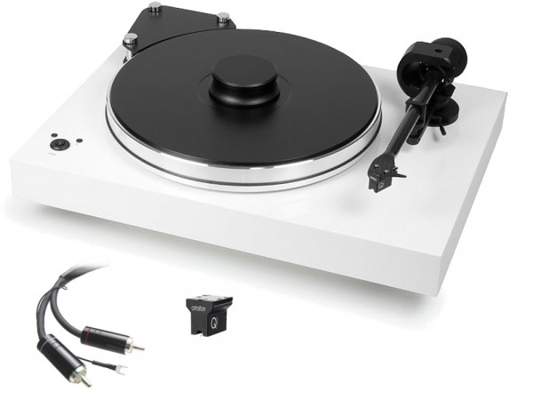 Pro-Ject Xtension 9 Evolution Superpack Weiss
