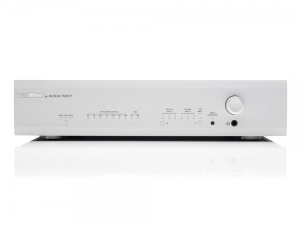 Musical Fidelity M6S DAC Silber