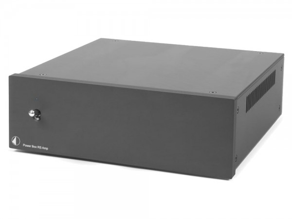 Pro-Ject Power Box RS Amp Schwarz