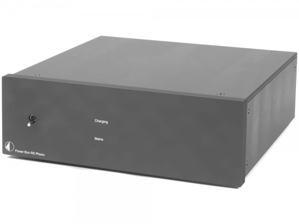 Pro-Ject Power Box RS Phono Schwarz