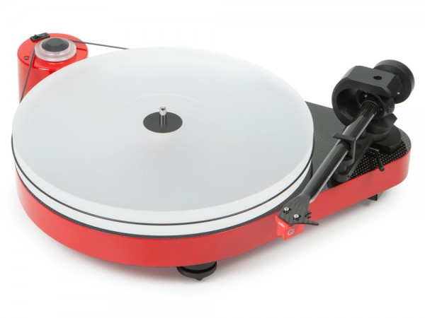 Pro-Ject RPM 5 Carbon MC Quintet Red rot