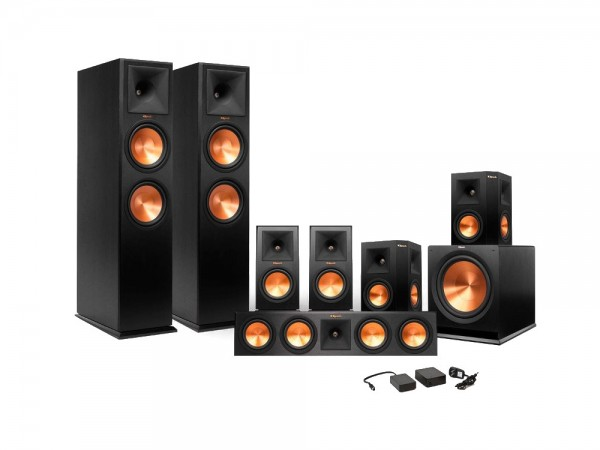 Klipsch Reference Premiere 7.1 RP-260F Surround Heimkino Set