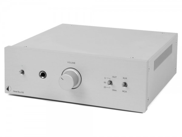 Pro-Ject Head Box RS Silber