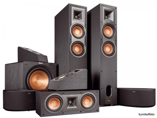 Klipsch Reference 5.1.4 R-26F Atmos Heimkino Set (discontinued)