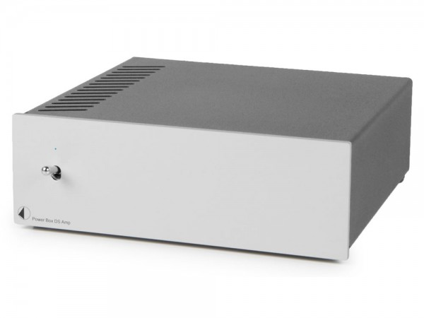 Pro-Ject Power Box DS Amp silber