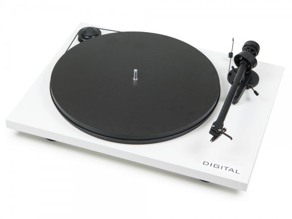Pro-Ject Essential II DIGITAL Weiss HG (discontinued)