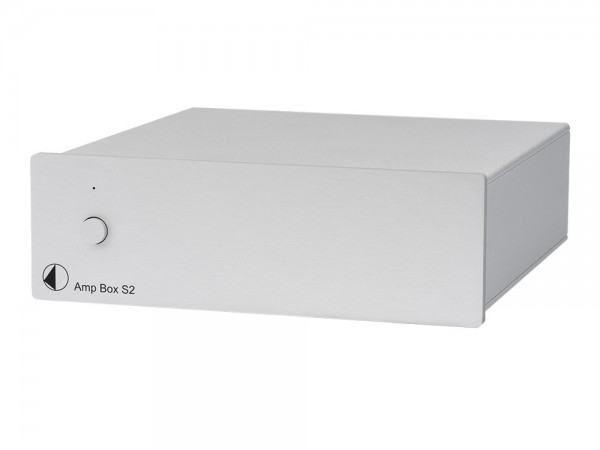 Pro-Ject Amp Box S2 Silber