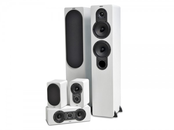 Jamo S 426 HCS 3 Weiss (discontinued)