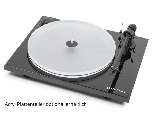 Pro-Ject Essential II DIGITAL Schwarz HG (discontinued)