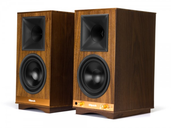Klipsch Heritage The Sixes Walnuss