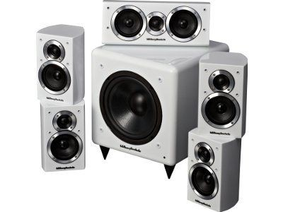 Wharfedale MovieStar DX-1 HCP Weiss