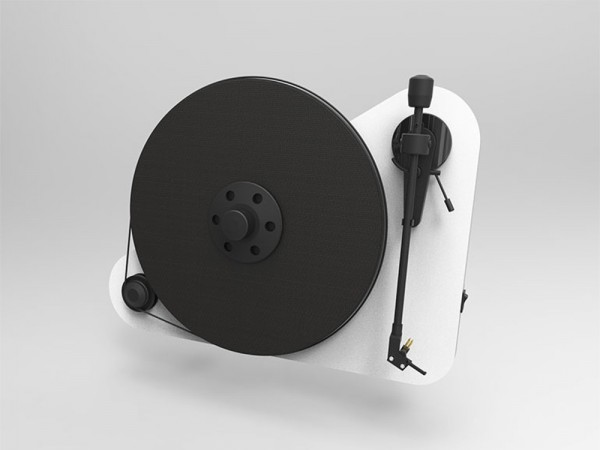 Pro-Ject VT-E R Weiss