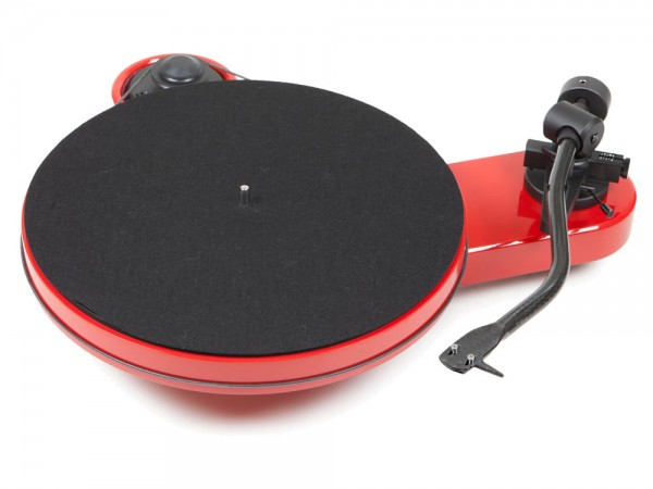 Pro-Ject RPM 3 Carbon Rot