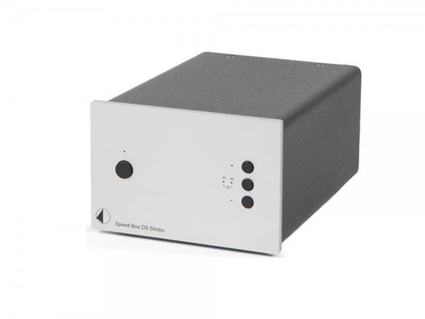 Pro-Ject Speed Box DS Strobo Silber (discontinued)