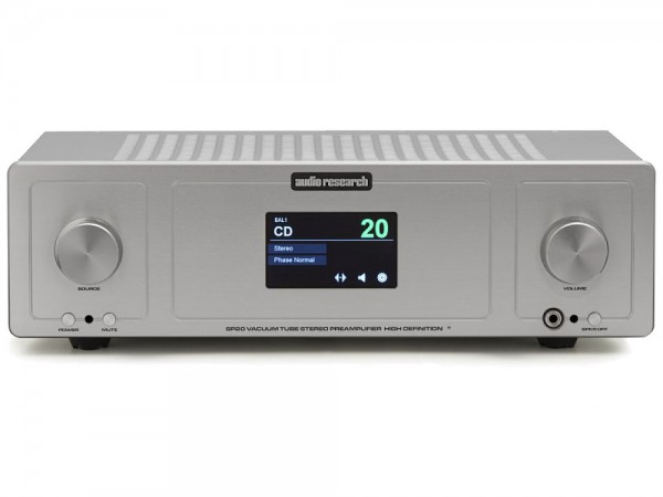 Audio Research SP 20 Silber (discontinued)