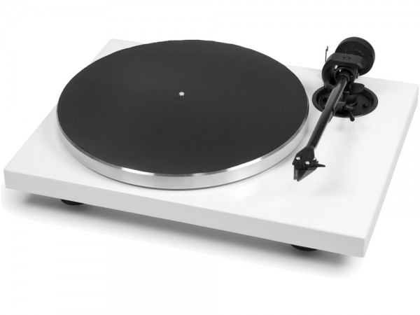 Pro-Ject 1Xpression Carbon Classic Weiss