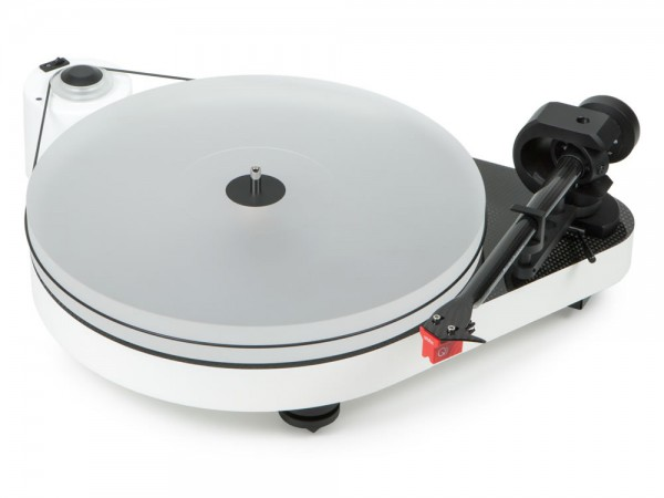 Pro-Ject RPM 5 Carbon MC Quintet Red weiss