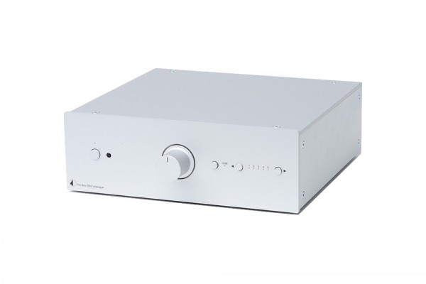 Pro-Ject Pre Box DS2 analogue Silber