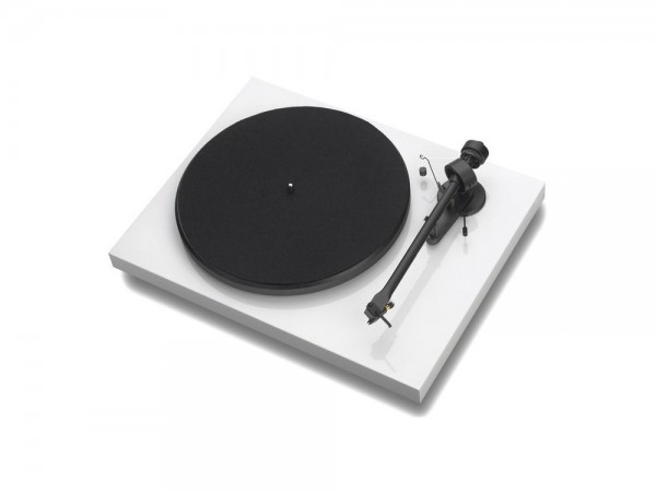 Pro-Ject Debut III DC Weiss