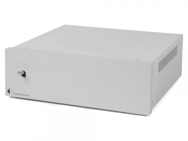 Pro-Ject Power Box RS Amp Silber