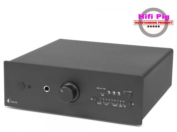Pro-Ject MaiA DS Schwarz (discontinued)