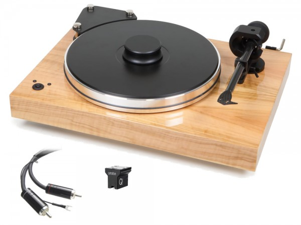 Pro-Ject Xtension 9 Evolution Superpack Olive