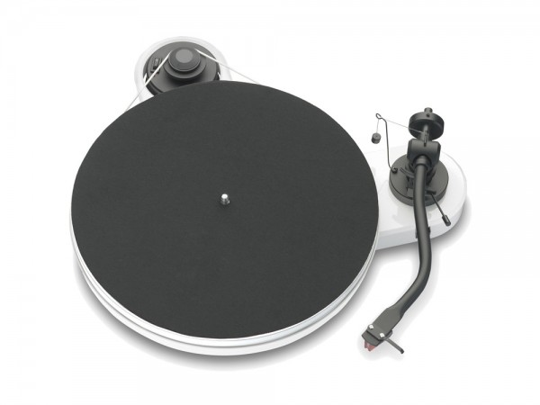 Pro-Ject RPM 1.3 Genie Weiss 2M Red