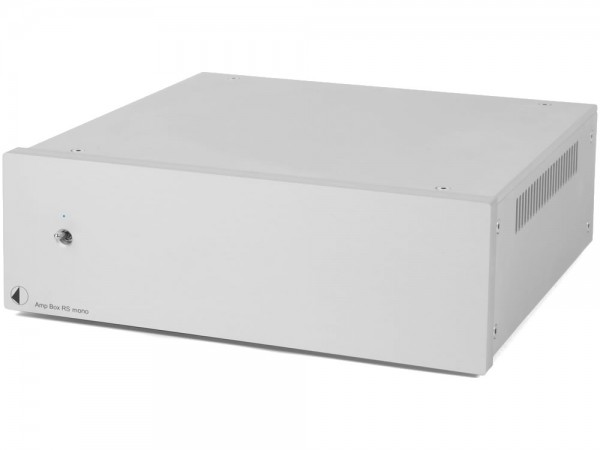Pro-Ject Amp Box Mono RS Silber