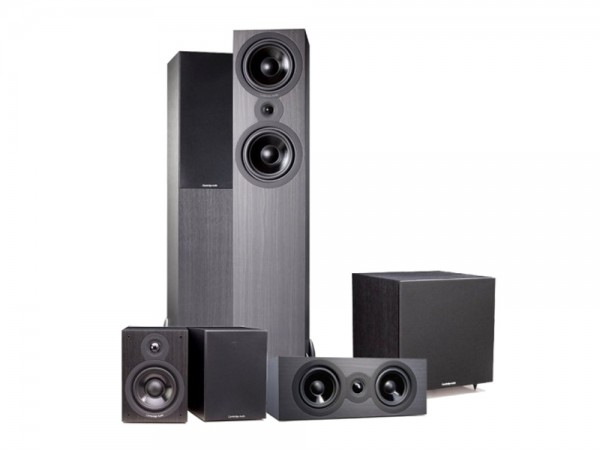 Cambridge Audio SX 5.1 Set Schwarz