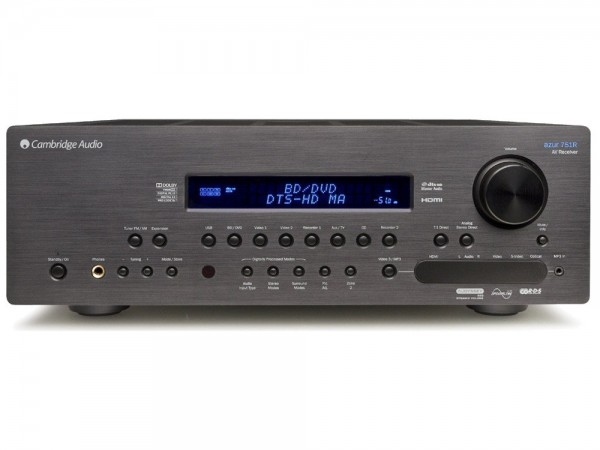Cambridge Audio Azur 751R V2 Schwarz