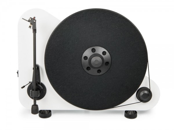 Pro-Ject VT-E L Weiss