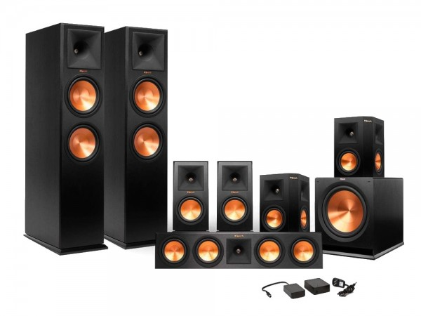 Klipsch Reference Premiere 7.1 RP-280F Surround Heimkino Set